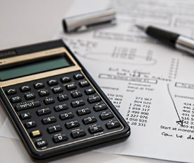 Calculator and Finance Calculations